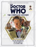 Doctor Who Comp Hist HC Vol 87 11th Doctor Stories 221- 223