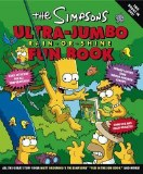 Simpsons Ultra Jumbo Rain-or-Shine Fun Book
