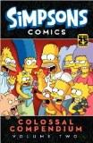 Simpsons Comics Colossal Compendium TP Vol 02