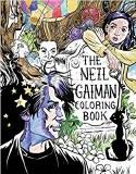 Neil Gaiman Coloring Book