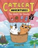 Cat & Cat Adventures GN Vol 01 Quest For Snacks