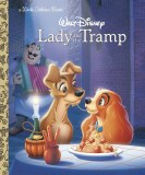 Lady & the Tramp Little Golden Book