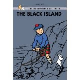 Adventures of Tintin Black Island Young Readers