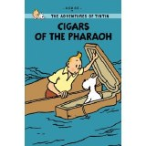 Adventures of Tintin Cigars of the Pharaoh Young Readers