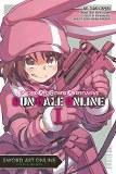 Sword Art Online Gun Gale Online Vol 01