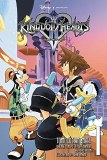 Kingdom Hearts II Novel Vol 01