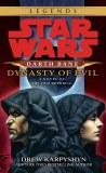 Star Wars Darth Bane Dynasty of Evil