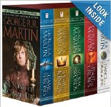 George R. R. Martin A Song of Ice and Fire Boxed Set