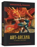 Dungeons and Dragons Art and Arcana Visual History HC