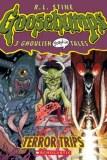 Goosebumps Graphix Terror Trips 3 Creepy Tales