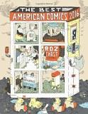 Best American Comics 2016 HC