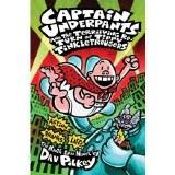 Captain Underpants Vol 09 HC Novel
