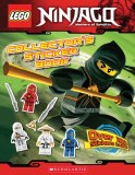 Ninjago Collectors Sticker Book