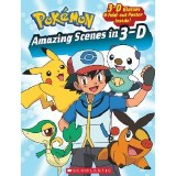 Pokemon Amazing Scenes in 3D with 3D Glasses
