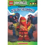 Ninjago Rise of the Snakes