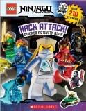 Ninjago Hack Attack Sticker Activity Book