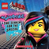 Lego Movie Wyldstyle Search for the Special
