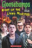 Goosebumps Night of the Living Monsters