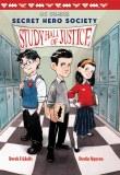 DC Comics Secret Hero Society Study Hall of Justice HC