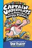 Adventures of Captain Underpants Perilous Plot of Professor Poopypants HC Full Color