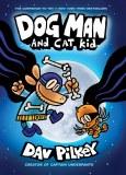 Dog Man and Cat Kid HC