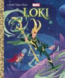 Loki Little Golden Book