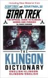 Star Trek Klingon Dictionary