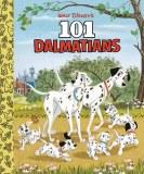 101 Dalmatians Little Golden Board Book
