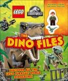 LEGO Jurassic World Dino Files HC