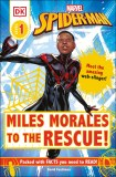 Spider-Man Miles to the Rescue HC