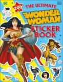 Ultimate Wonder Woman Sticker Book