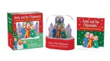 Alvin and the Chipmunks Christmas Snow Globe