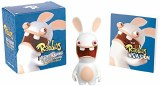 Rabbids Screaming Rabbid Figurine and Book Mini