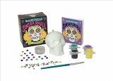 Paint Your Own Sugar Skull: With Gems and Glitter!