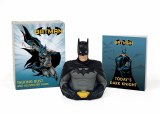 Batman Talking Bust and Illustrated Book Mini Kit
