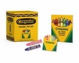 Crayola Enamel Pin Set Mini Kit
