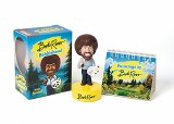 Bob Ross Bobblehead Mini Kit with Sound