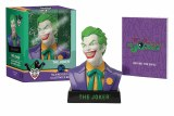 The Joker Talking Bust And Illustrated Book Mega Kit