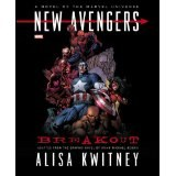 New Avengers Breakout Prose Novel HC