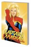 Captain Marvel TP Vol 01 Higher Further Faster More