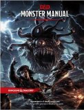 Dungeons and Dragons 5.0 Monster Manual