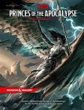 Dungeons and Dragons 5.0 Adventures Princes of the Apocalypse