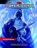 Dungeon and Dragons 5th Edition Storm Kings Thunder