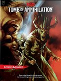Dungeons and Dragons 5.0 AdventuresTomb of Annihiiation