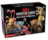 Dungeons & Dragons Monster Cards Volos Guide to Monsters