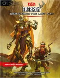 Dungeons and Dragons Eberron Rising From the Last War HC