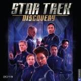 Star Trek Discovery 2019 Calendar