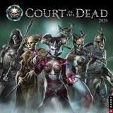 Court of the Dead 2020 Calendar