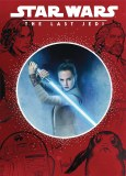 Star Wars Last Jedi Storybook Die Cut Illustrated HC