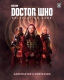 Doctor Who RPG Gamemasters Companion
